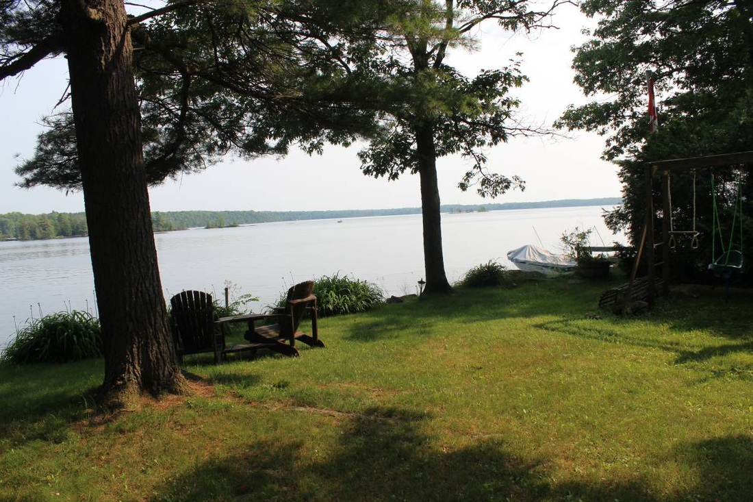 Kawartha Lakes Cottage For Rent Level Lot On Head Lake